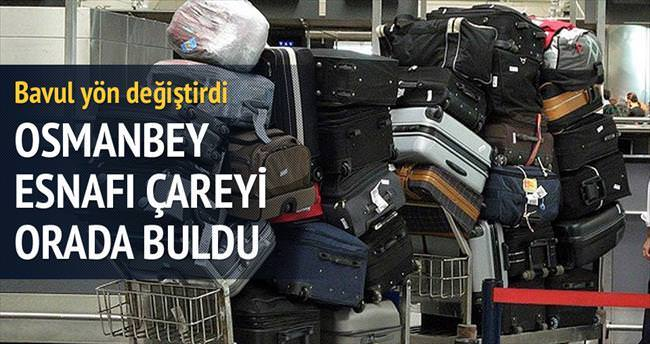 Bavul Anadolu'ya gitti