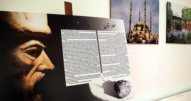 'Medeniyetin Mimarları Mimar Sinan'