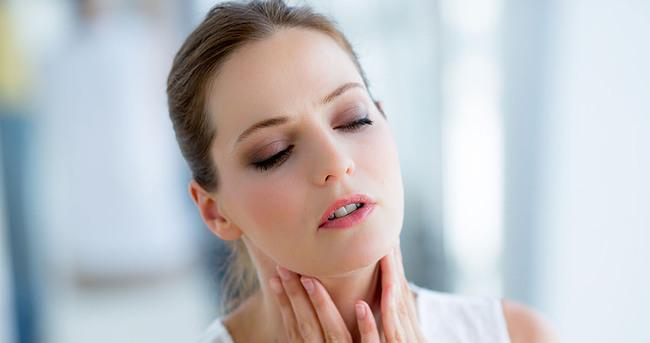 Boğaz ağrısı nedenleri
