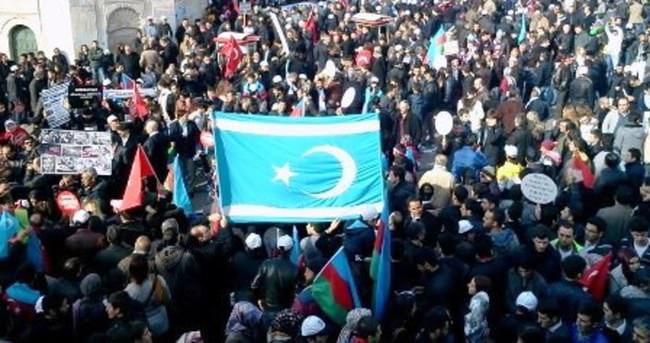 Irak'taki Türkmenlerin imdadına yine Türkiye Cumhuriyeti yetişti