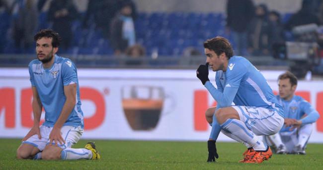 Lazio'da kötü gidişat sürüyor