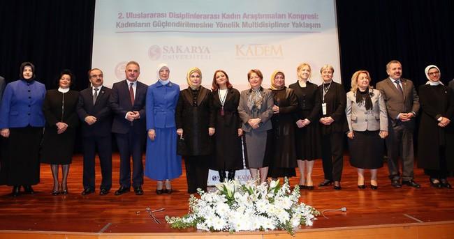 Uluslararası Kadın Araştırmaları Kongresi sona erdi