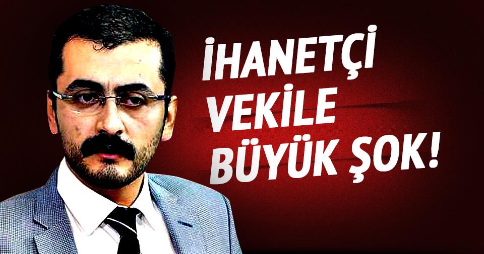 CHP'li Eren Erdem'e 'Vatana İhanetten' suç duyurusu