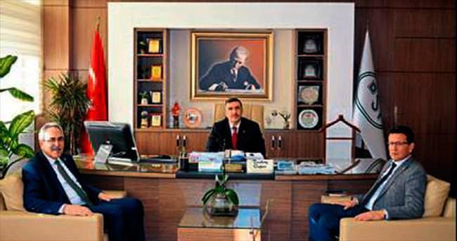 Milletvekillerinden DSİ'ye özel ziyaret