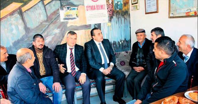 Polatlı'da protokol taksiye ilgi büyük