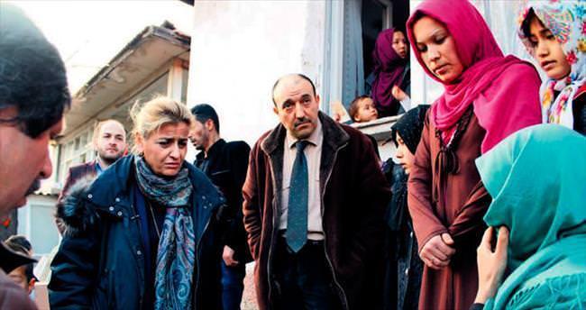 Afgan ailelerin çığlığını Gökçek duydu