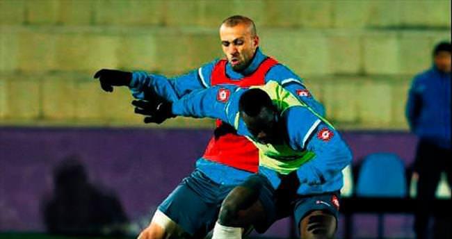 Osmanlıspor Beşiktaş'a hazırlanıyor