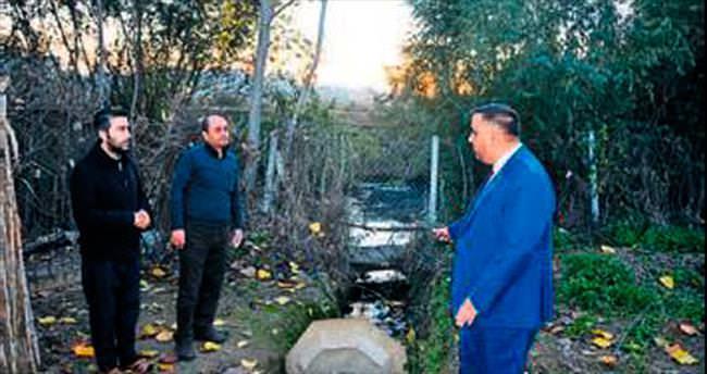Can: Berdan Nehri en iddialı projemiz