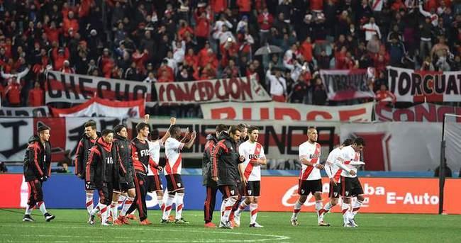 River Plate finale çıktı