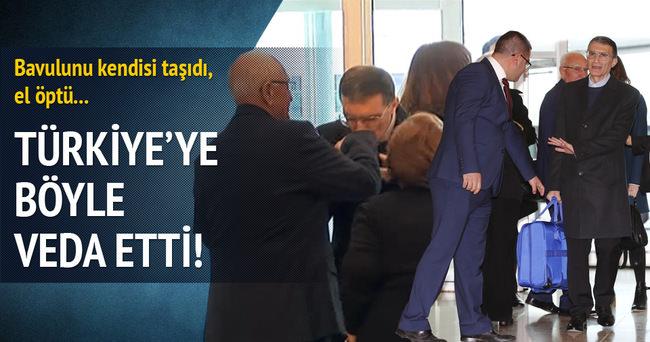 Aziz Sancar Türkiye'den ayrıldı!