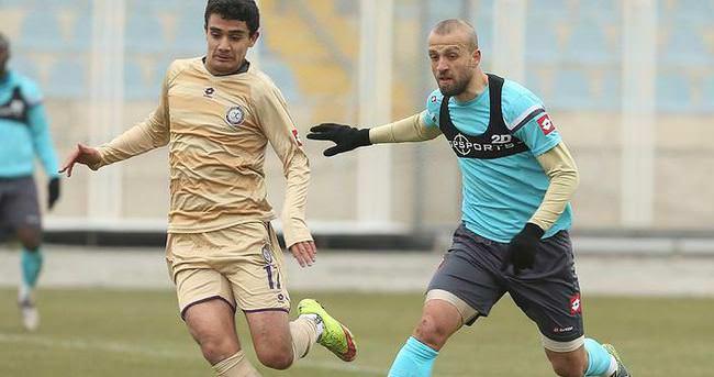 Osmanlıspor'dan Beşiktaş'a gözdağı!