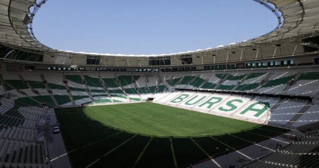 Timsah Arena'nın açılışını Cumhurbaşkanı yapacak