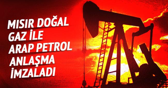 Mısır'da petrol ürünleri terminali anlaşması
