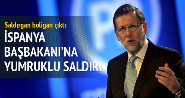 İspanya Başbakanı Rajoy'a saldırı
