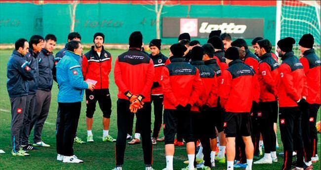 Kaplan'lı Gençler'den Fenerbahçe mesaisi