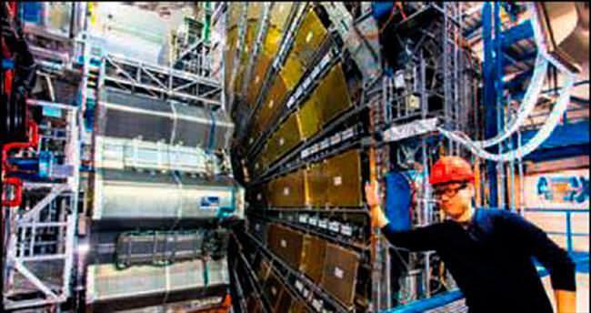 CERN'den ilk sipariş alan Türk Dora oldu