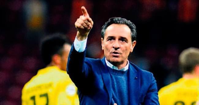 Prandelli'nin favorisi Lazio!
