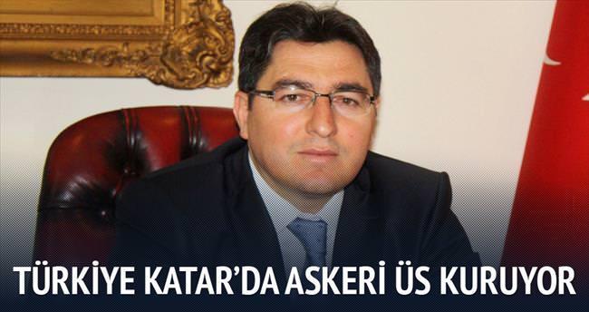 Türkiye Katar'da askeri üs kuruyor