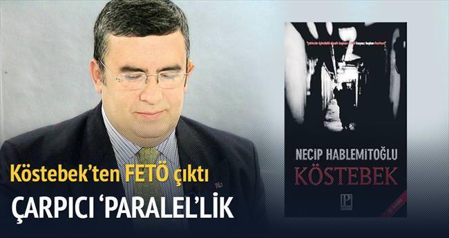 'Köstebek'ten FETÖ çıktı!