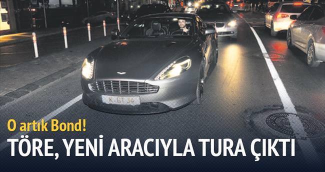 '007' Gökhan Töre!