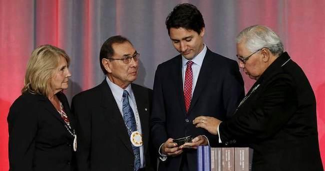 Kanada Papa'dan özür talebinde bulunacak