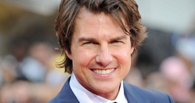 Tom Cruise para basacak