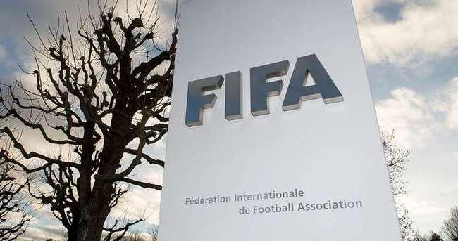 FIFA'nın banka hesapları donduruldu
