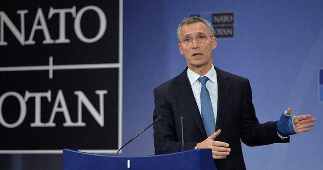 NATO'dan Rusya'ya askerleri çek çağrısı