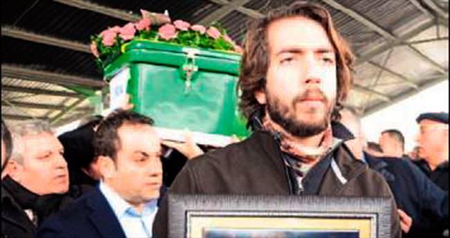 Gazeteci Erdal Çelik sonsuzluğa uğurlandı
