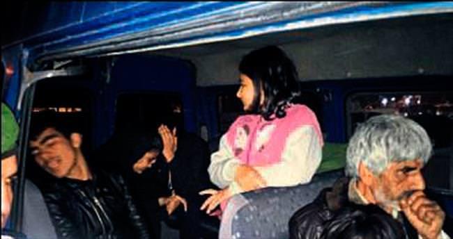 Akhisar'da 56 kaçak yakalandı