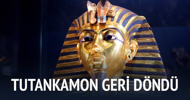 Tutankamon müzeye döndü