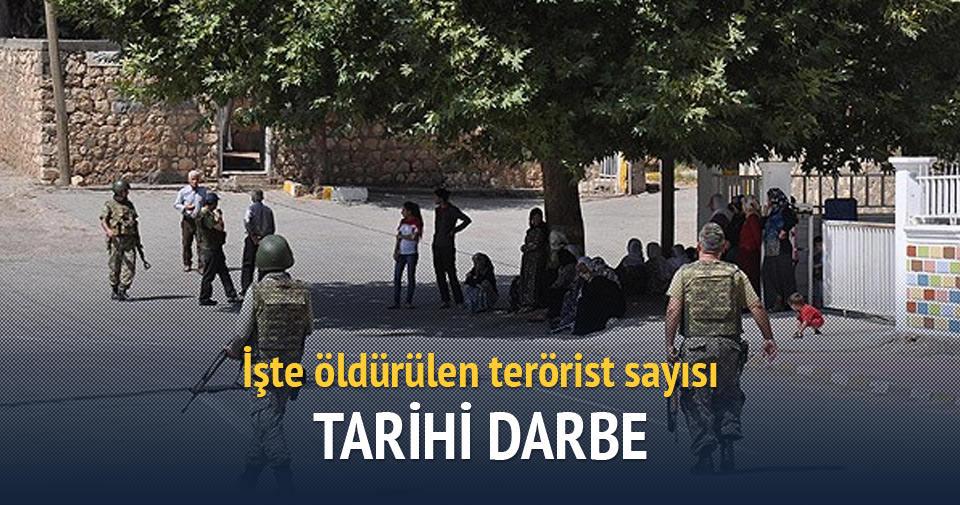 Efkan Ala: 3 binin üzerinde terörist öldürüldü