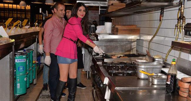 Ebru Polat: Mutfakta iyiyimdir