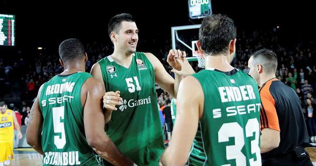 Darüşşafaka Euroleague'de Top 16'da