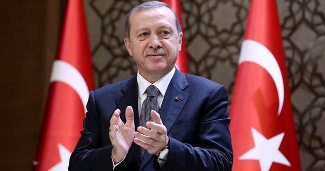 ''Cumhurbaşkanı Erdoğan yeşil sahalara inecek''