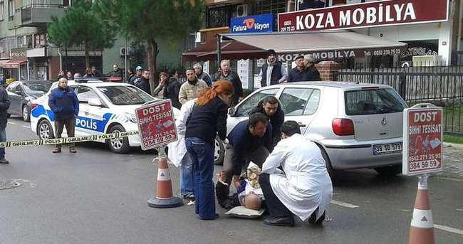 Kadıköy'de silahla yaralama