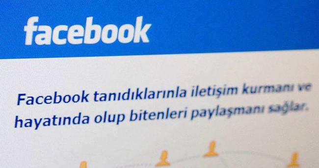 Facebook'tan 'özgün filtre seti'