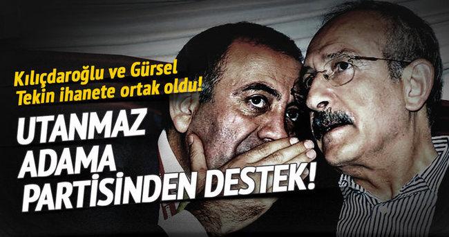 Eren Erdem'e Kılıçdaroğlu ve Tekin'den destek!