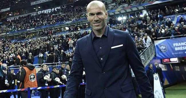 Perez'e göre, Zidane'ın sırası henüz gelmedi