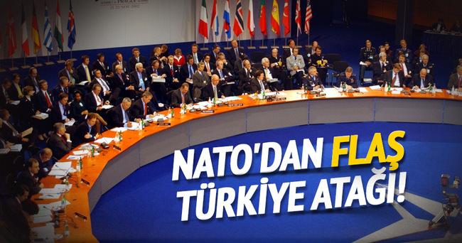 NATO'dan Türkiye'nin hava güvenliğine destek planına onay