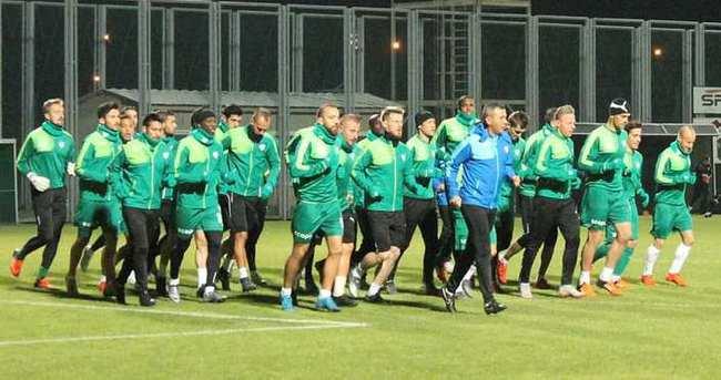 Bursaspor, Konyaspor maçına hazır
