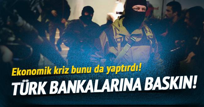 Rusya Türk bankalarına skandal baskın