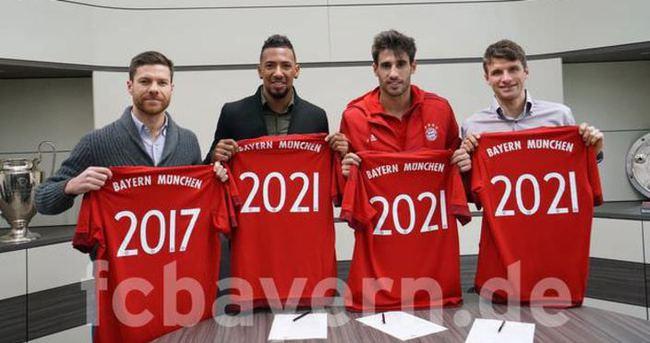 Bayern Münih'te toplu sözleşme günü
