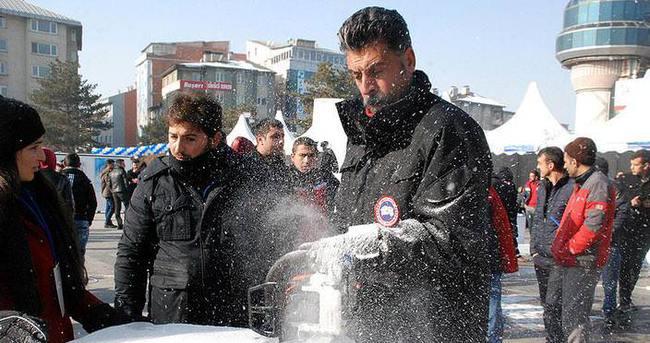 'Winterfest Erzurum 2015' başladı