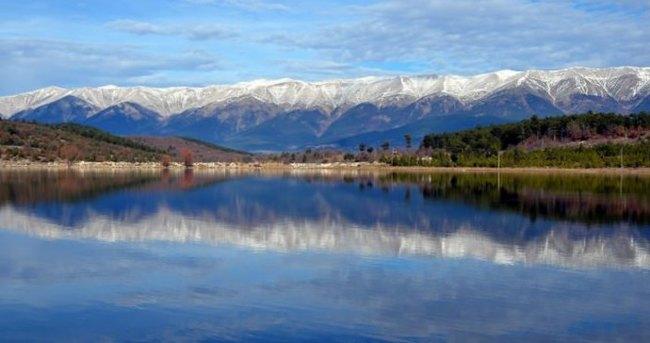 Uzun Göl'ü turistlerin yeni gözdesi olacak