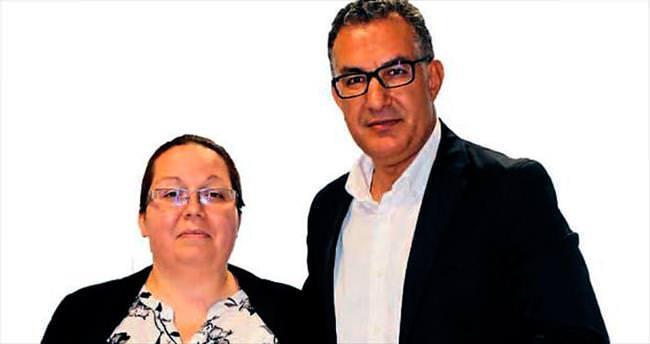 Obezite ameliyatı için Kanada'dan kalkıp geldi
