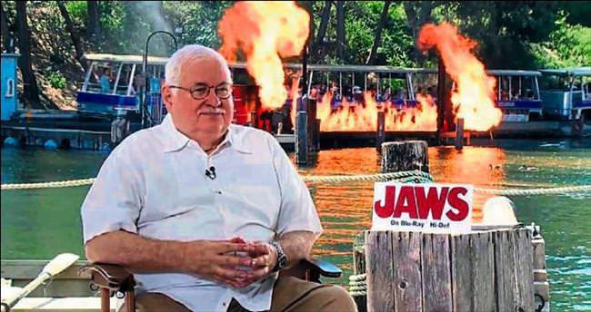 Jaws'ın senaristinin 'sağlık' teşekkürü