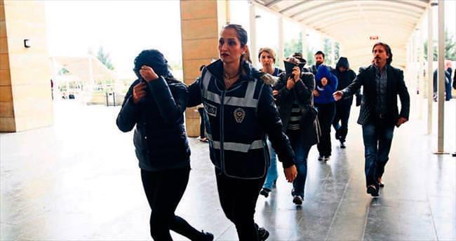 Üniversite'deki 'Jammer'lı çete