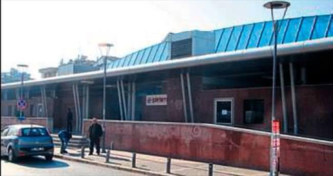 Şirinyer'de bomba ihbarı tren boşalttı