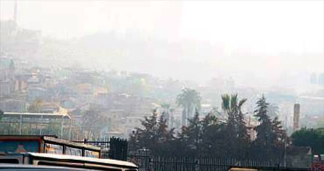 Kömür, İzmir'in havasını bozuyor